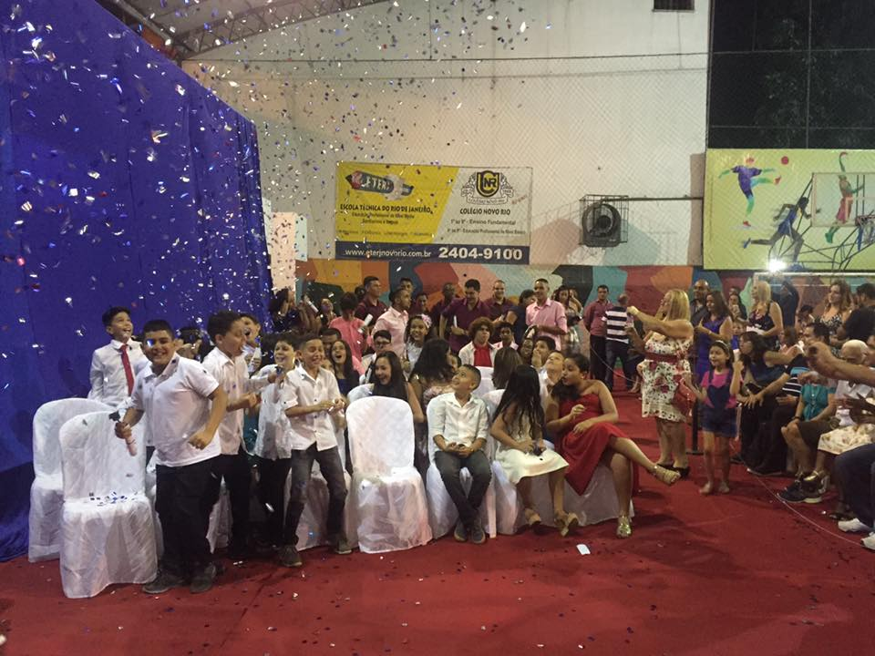 Formatura do Ensino Fundamental