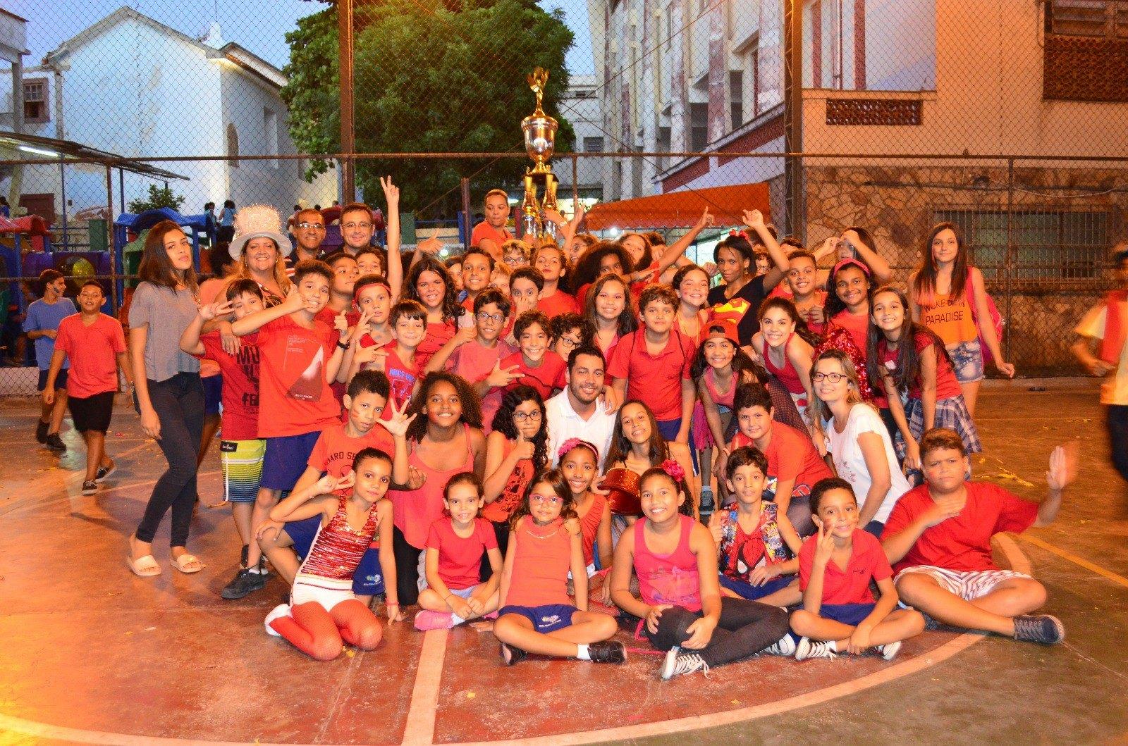 Gincana de Integração 2017 – Fundamental – Itaguaí