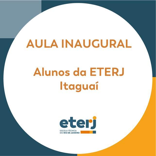 Circular nº 001/2019 – Aula Inaugural 2019 Itaguaí – Início do Ano Letivo 2019 – Alunos Novos e responsáveis