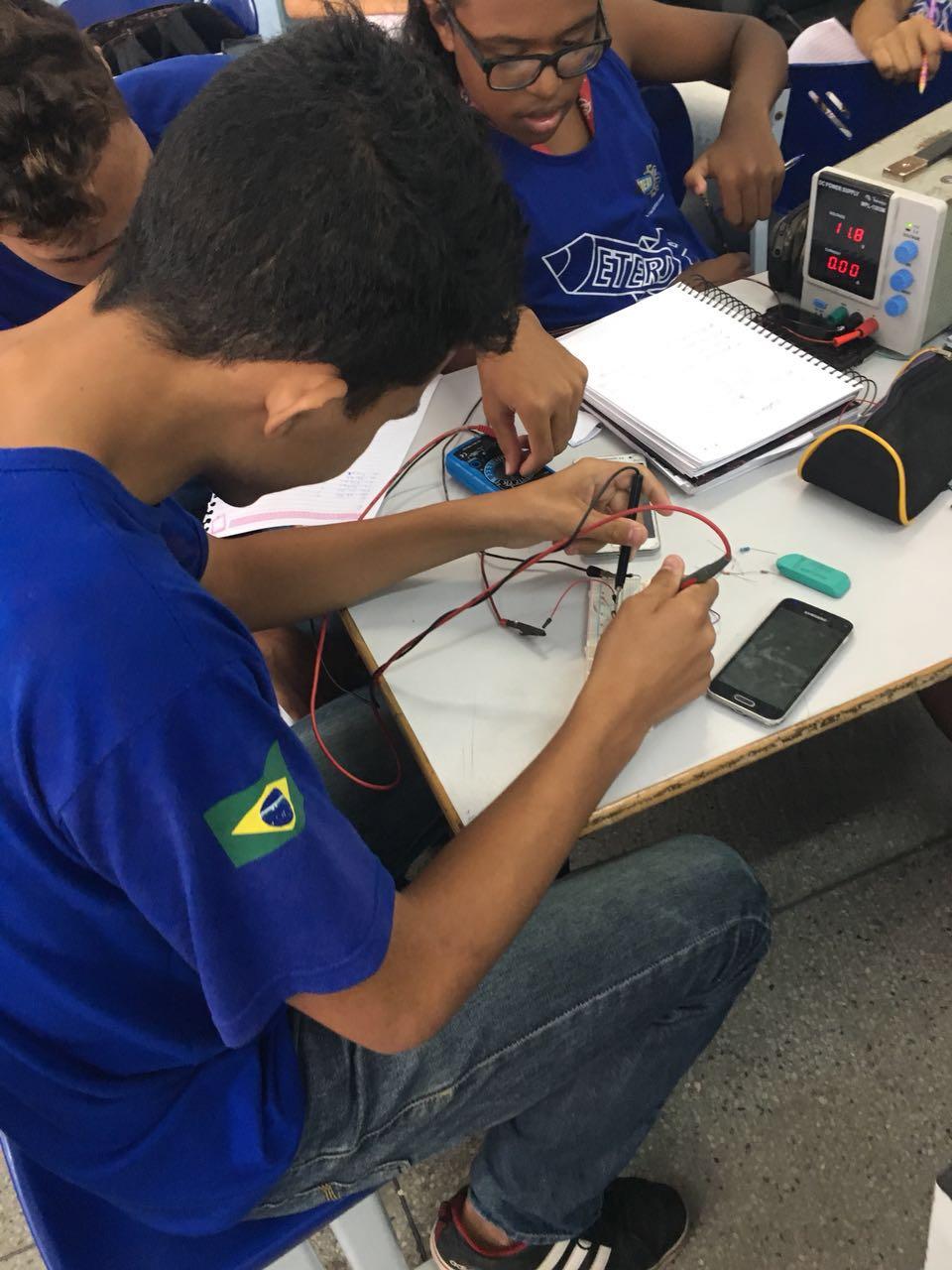 Eletrônica em Ação! Fev/2018