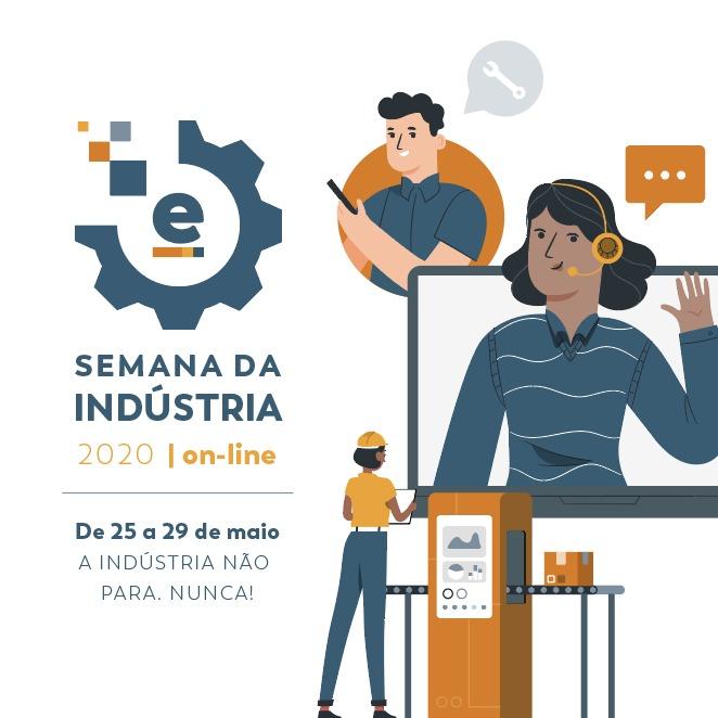 Semana da Indústria 2020 On-line